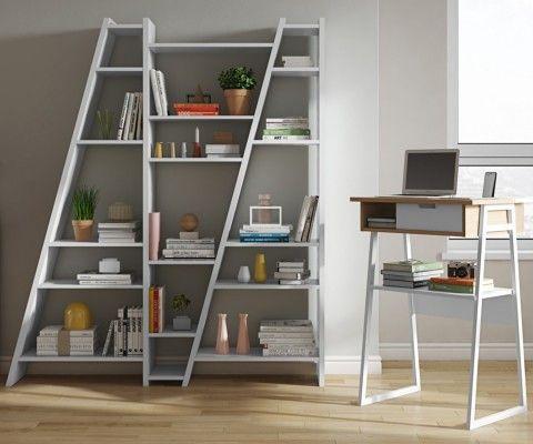 Tous les bureaux design aux meilleurs prix meubles et design - Petit bureau style scandinave ...