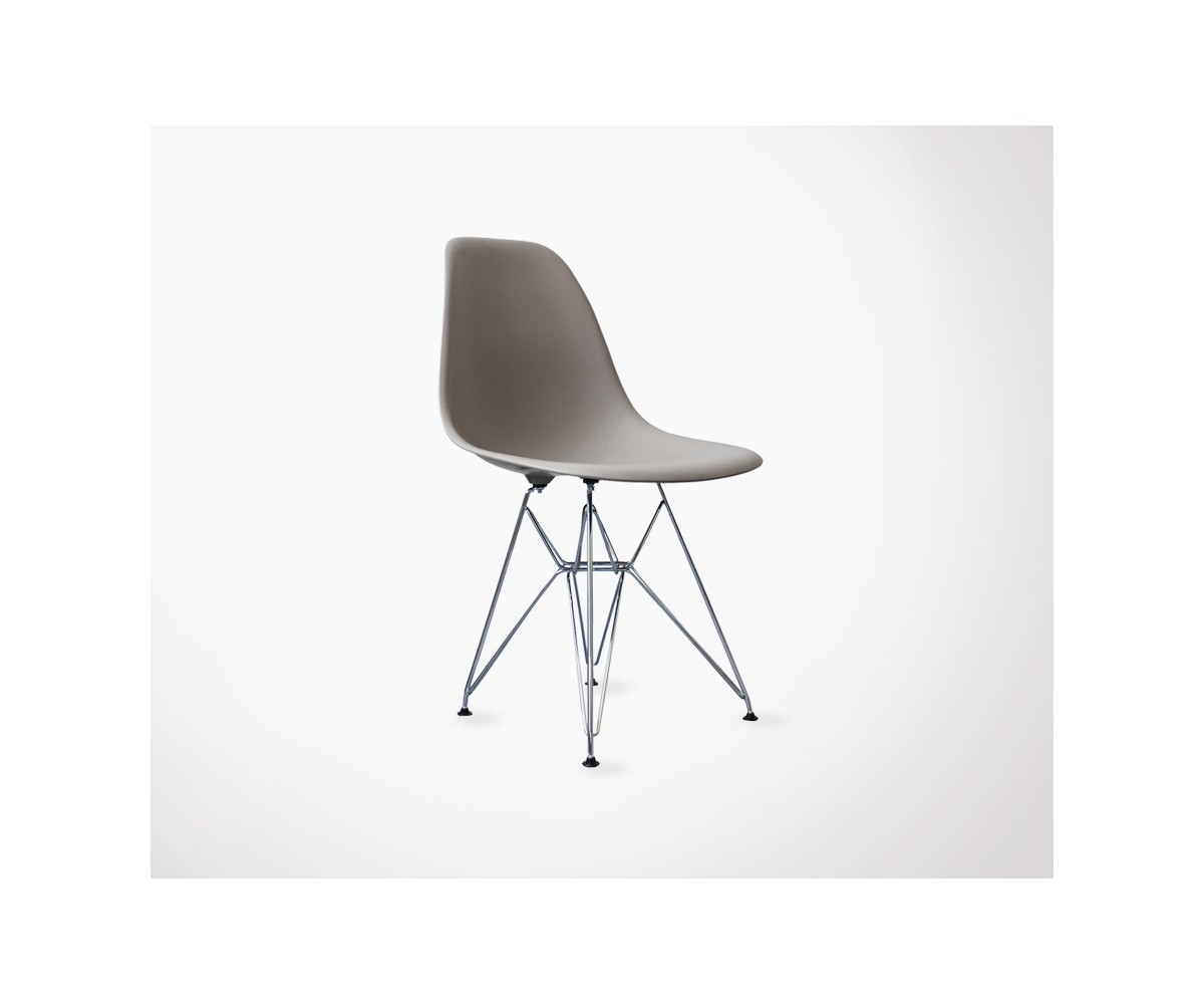 replica of the eames dsr chair. Black Bedroom Furniture Sets. Home Design Ideas