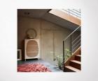 Armoire 1p rétro bois cannage LIVINGO - HK Living