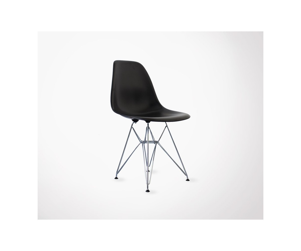 Excellent Trendy Accueil Charles Eames Gt Chaise Dsr Style With Eiffel