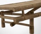Transat en bambou style bohème NURLANA - J-line