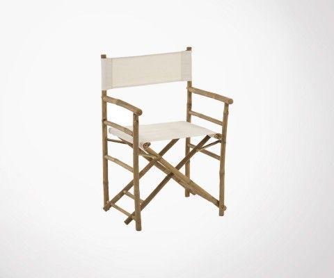 Chaise pliable régisseur RECTORA - J-line