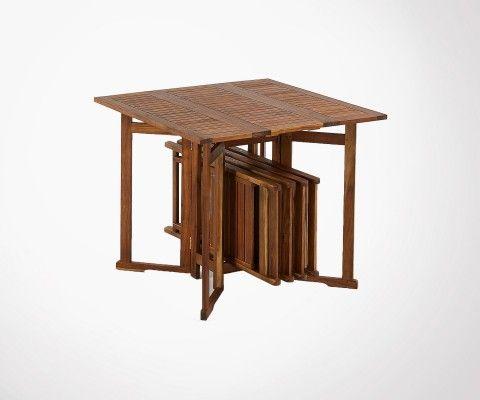 Chaises de jardin design tous styles et matières - à partir de 39 ...