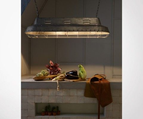Suspension luminaire salle à manger SPOTLIGHT