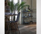 Lot 2 chaises int/ext aspect rotin SPOON