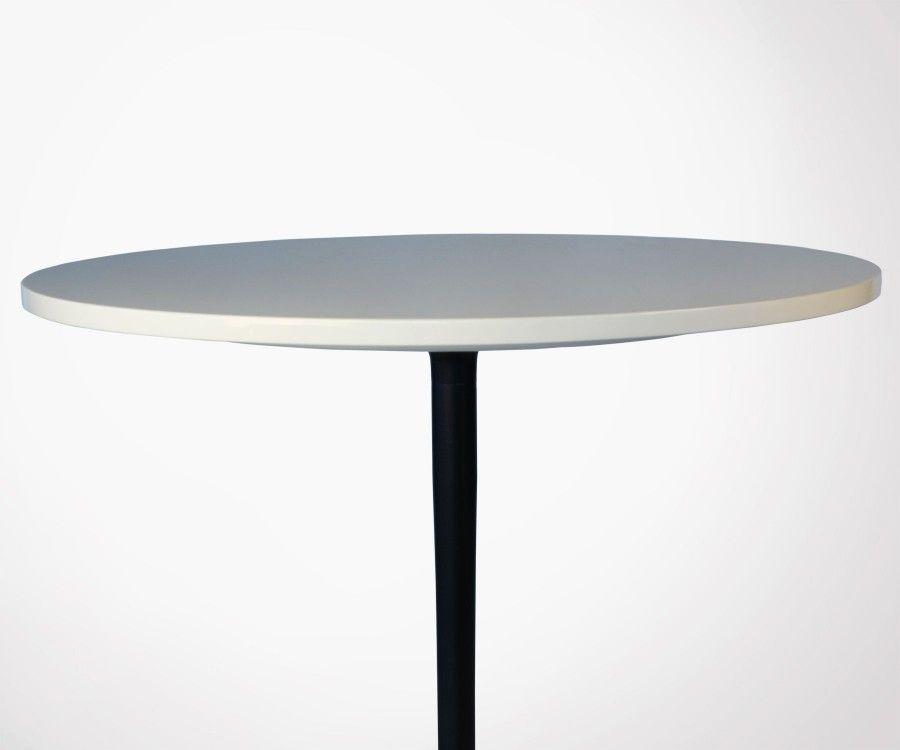 Table à manger ronde 70cm OLPO
