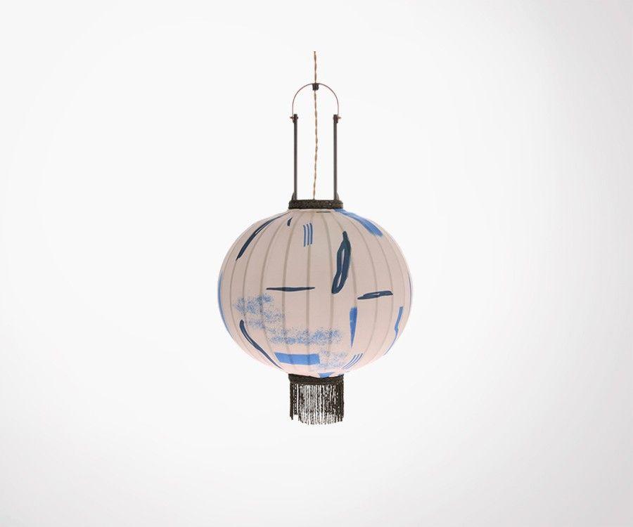 Lanterne traditionnelle JUNJI - HK Living