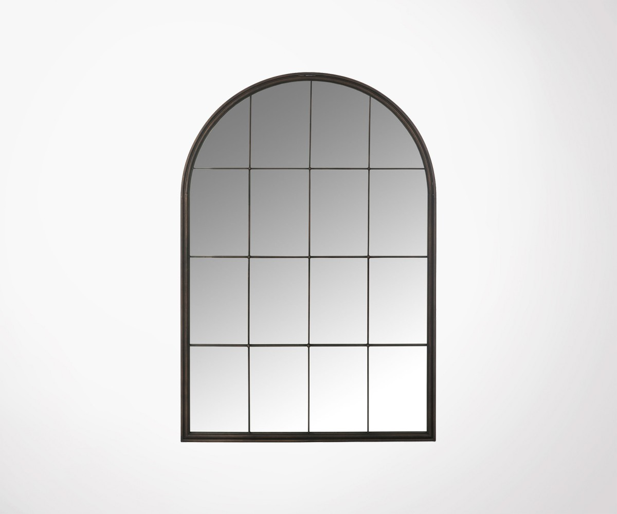 Miroir Arqué Style Industriel CINTRIK   J Line. Loading Zoom