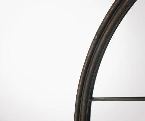 Miroir arqué style industriel CINTRIK - J-Line