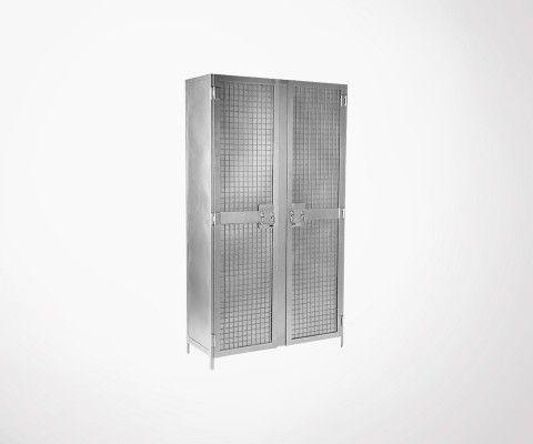 Armoire métal 2 portes LUMINE - Label 51