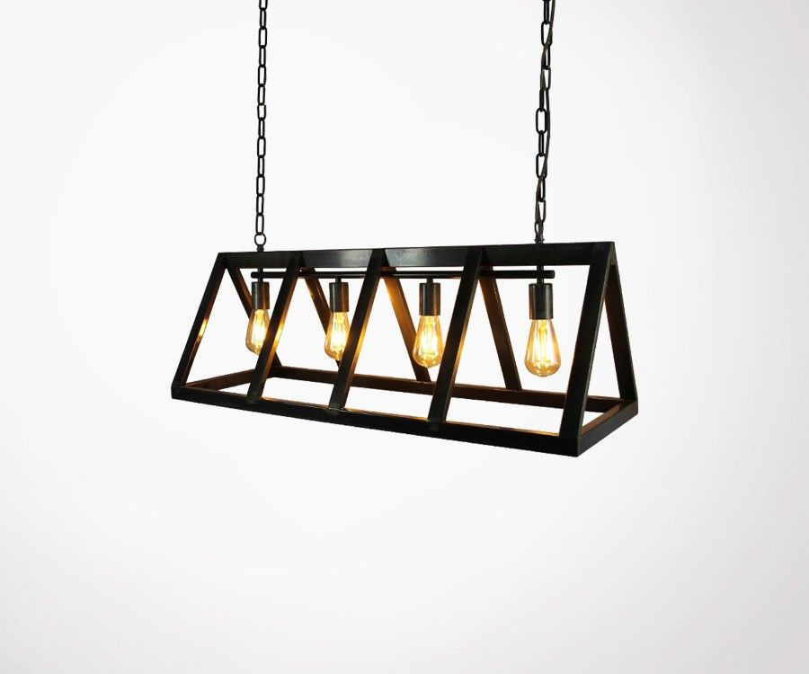 Grande suspension style industriel HANG - Label 51