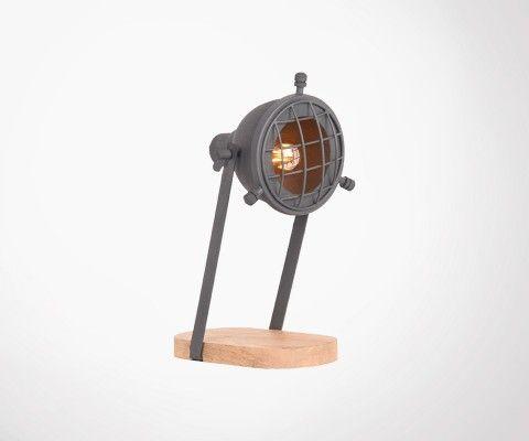 Petite lampe à poser style industriel FELIX - Label 51