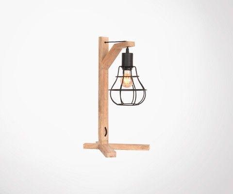 Lampe à poser style industriel VIVO - Label 51