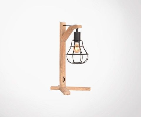 Lampe a poser style industriel VIVO - Label 51