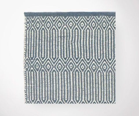 BRAID Flat Carpet Cotton - 140x200 cm