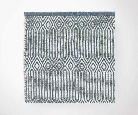 Tapis plat coton BRAID - 140x200 cm