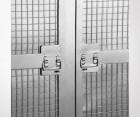 Armoire deux portes en metal LUMINE - Label 51
