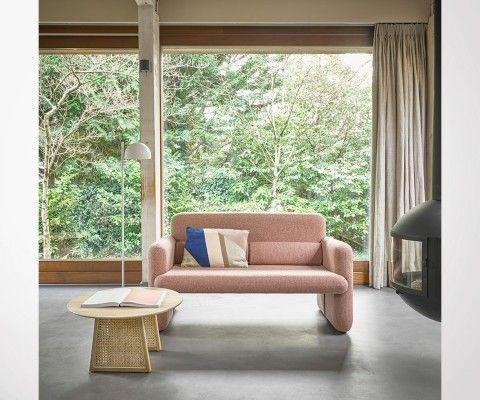 Lampadaire métal style moderne MATT - HK Living