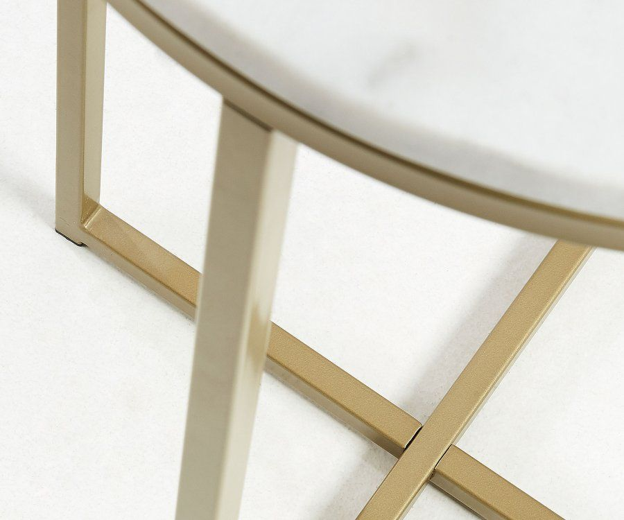 Meuble TV bas design bois et pieds métal TARA - 160cm