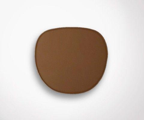 Galette chaise Eames - simili cuir