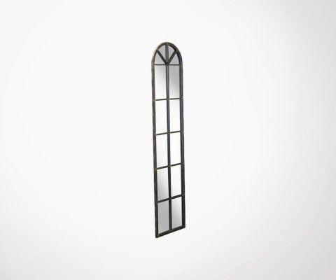 Grand miroir fenêtre 180x42cm MOLITOR - Red Cartel