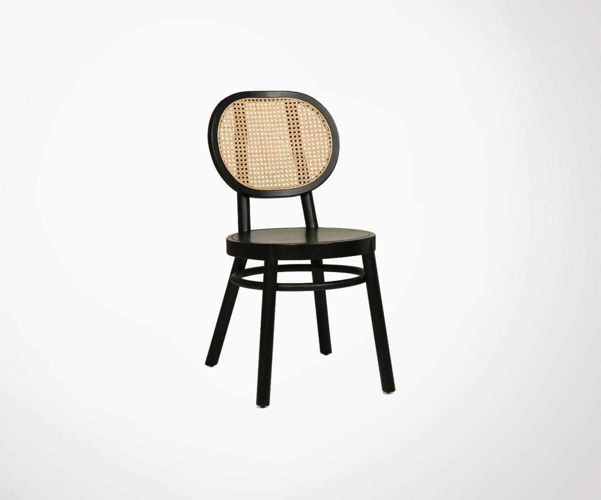 Canne Collection Bois Années Et Style Chaise 80 Hk Living 2018 ZiPwukXOT