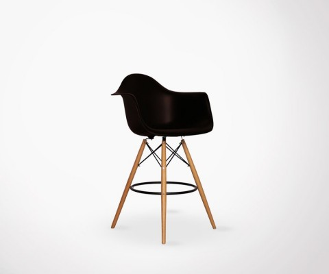 Tabouret DAW style Eames