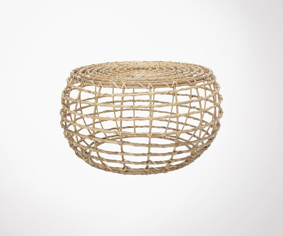 Table basse canage outdoor 60 cm LOTUS - Bloomingville