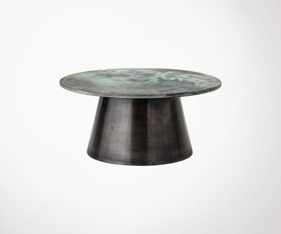 Table basse ronde 76cm LANA - Bloomingville