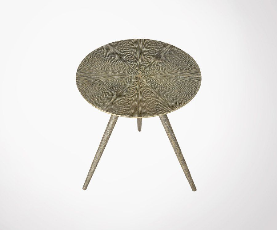 Table d'appoint ronde 42cm ICEO - Bloomingville