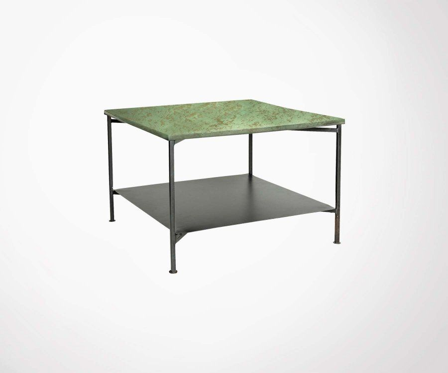 Table basse marbre 60x60cm BENE - Bloomingville