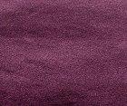 Pouf rond vintage tissu velours PLAON - Bloomingville
