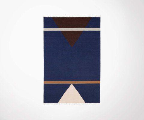Grand tapis design laine 160x240cm PIRSHA - Nordal