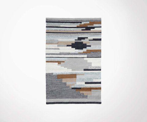 Tapis 120x180cm motifs graphiques PILA - Nordal