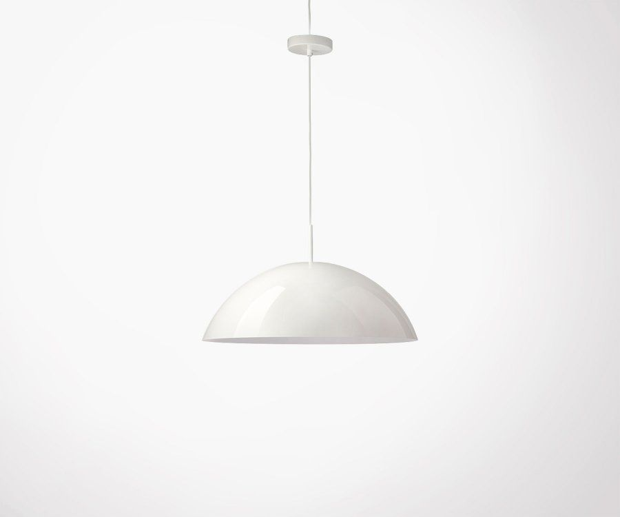 Suspension métal brillant 56cm YUNN - HK Living