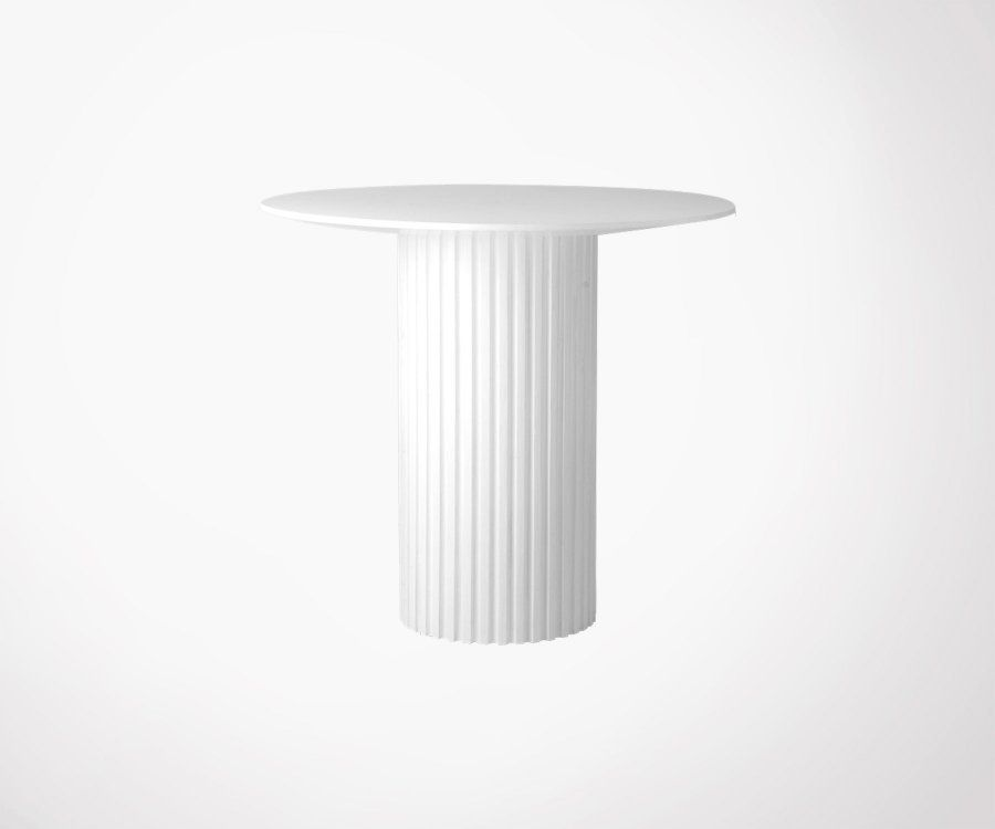 Table d'appoint 80cm PANTHEON - HK Living