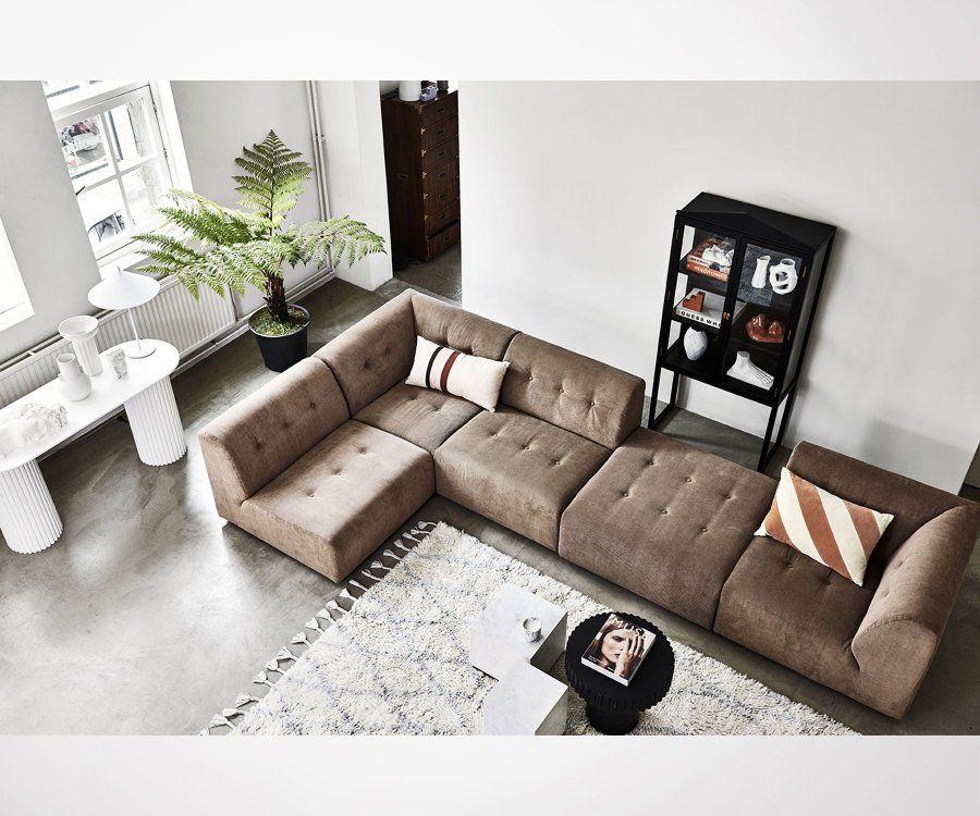 Table basse 49cm style greco-romain PANTHEON - HK Living