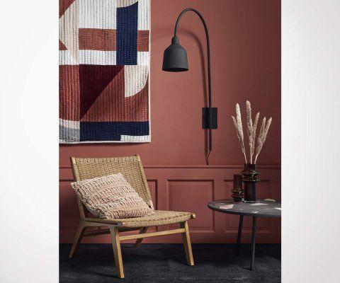 Tapis velours 130x170cm motifs patchwork PICAZO - Nordal