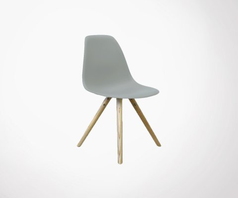 Lot 2 chaises design JIMBO