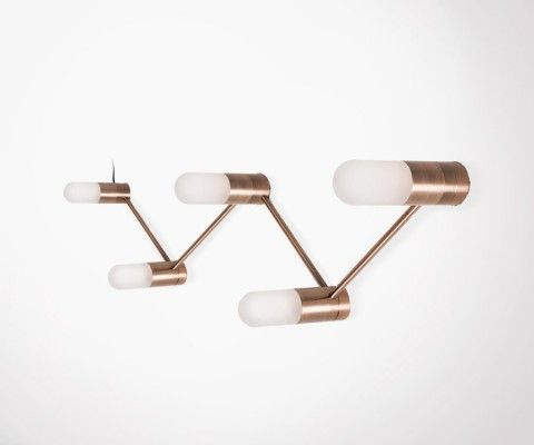 WATT Table Lamp - copper