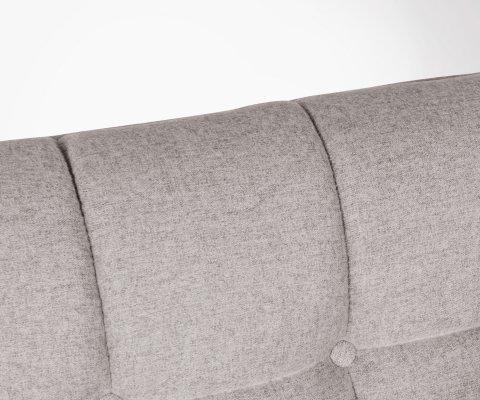 Fauteuil design confortable tissu TALA