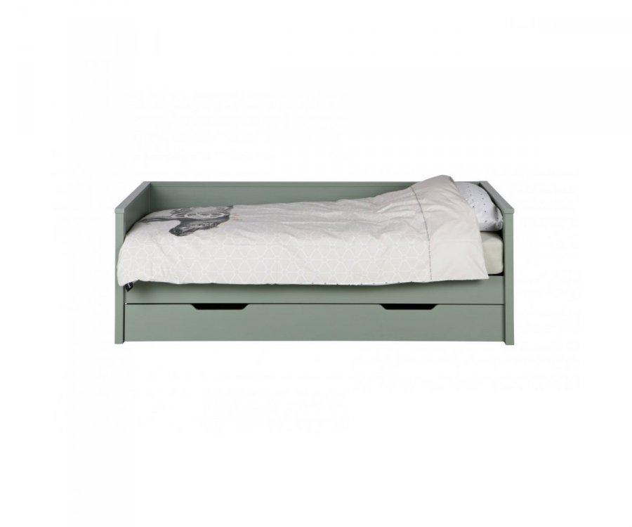 Tiroir pour lit enfant en pin massif ARISTOPHANES - Woood DHK - 7