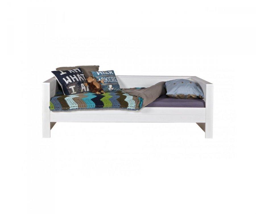 Canapé-lit chambre enfant en bois massif STAVROS - Woood DHK - 1