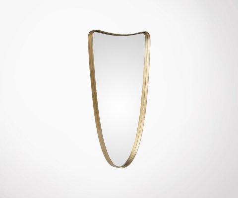 Miroir design métal ZOOL