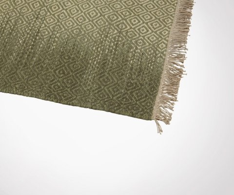 Grand tapis laine dégradé 230x160cm ADELE