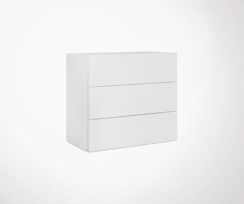 Commode 3 tiroirs MALLORCA - Temahome