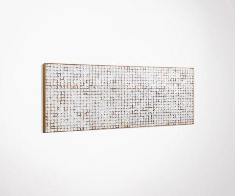 Tête de lit moderne mosaïque 104x135cm FORTALEZA