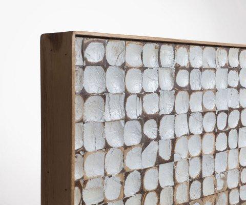 Tête de lit moderne mosaïque 194x135cm FORTALEZA