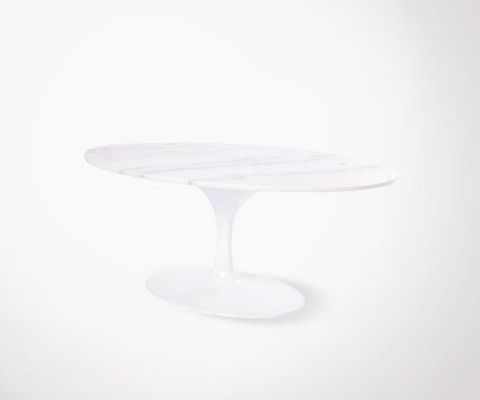 FLOWER Coffee Table - marble