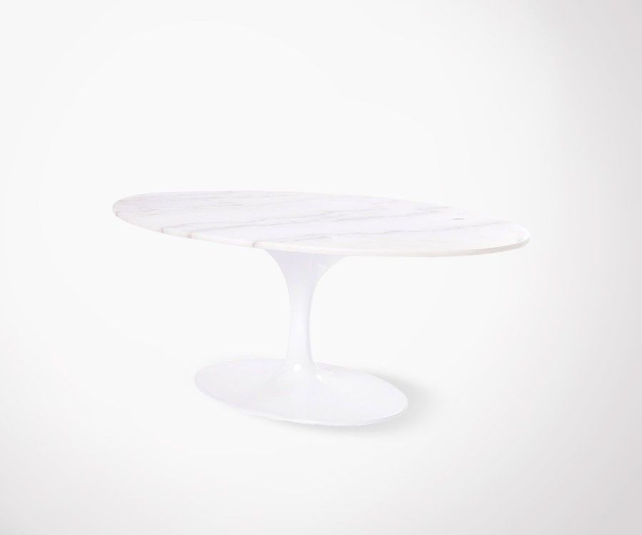 Table Basse FLOWER - marbre